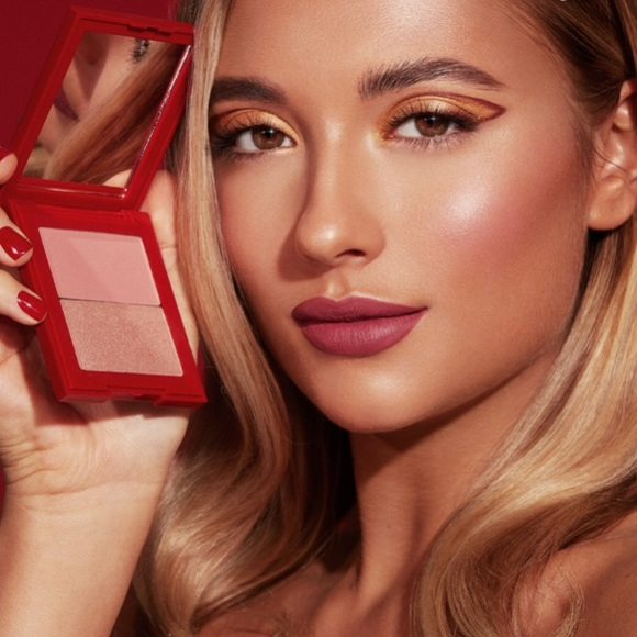 Holiday Blush & Highlighter Duo by Kylie Cosmetics #4